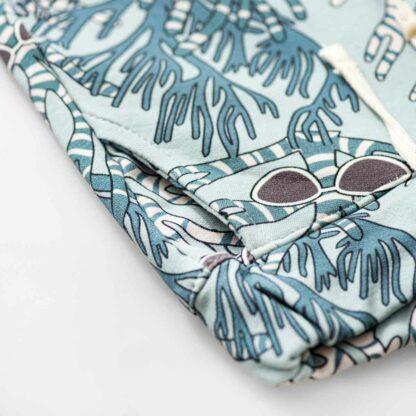 DEAR SOPHIE - REEF BLUE PANTS
