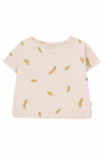 TINYCOTTONS - TWIGS CROP TEE