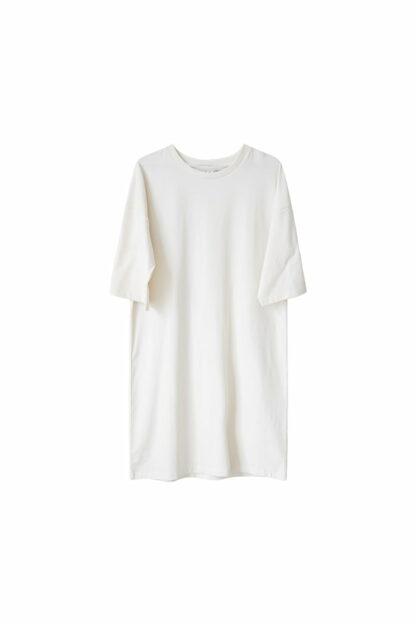 I DIG DENIM - RICKY OVERSIZED DRESS ORGANIC OFF WHITE