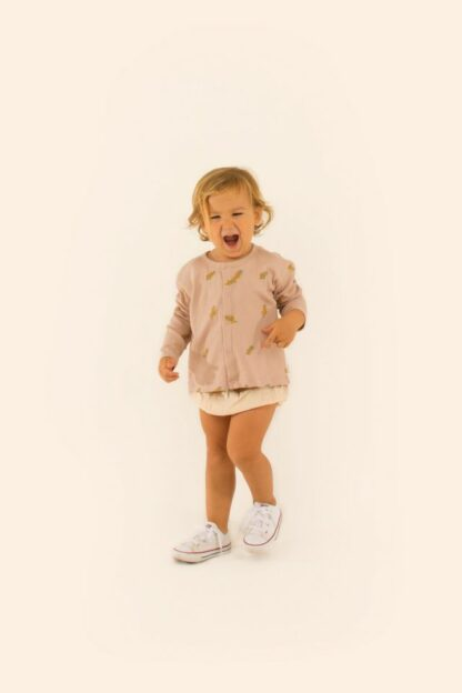 TINYCOTTONS - TWIGS BABY CARDIGAN