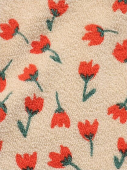 BOBO CHOSES - FLOWERS ALL OVER TERRY JOGGING PANTS