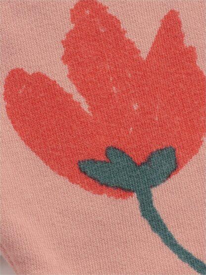 BOBO CHOSES - BIG FLOWERS ALL OVER JOGGING PANTS
