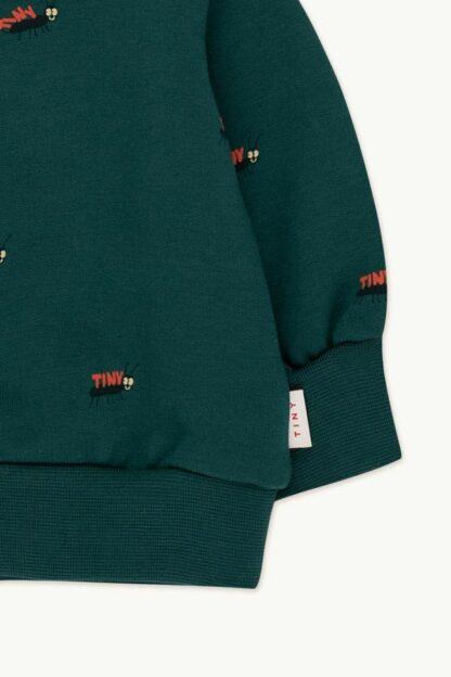 TINYCOTTONS - ANTS BABY SWEATSHIRT