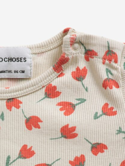 BOBO CHOSES - FLOWERS ALL OVER BODY