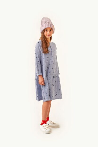 TINYCOTTONS - SKY RELAXED DRESS