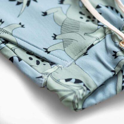 DEAR SOPHIE - DRAGON BLUE PANTS