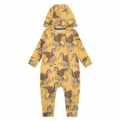 DEAR SOPHIE - DRAGON YELLOW OVERALL