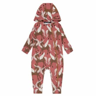 DEAR SOPHIE - PEGASUS DARK RED OVERALL