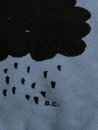 BOBO CHOSES - CLOUD SWEATSHIRT BLUE BABY