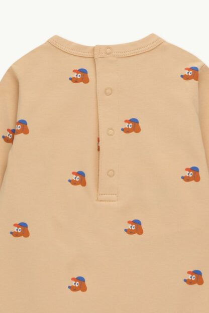 TINYCOTTONS - DOGS ONE-PIECE