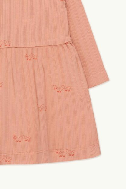 TINYCOTTONS - CATERPILLARS BABY DRESS