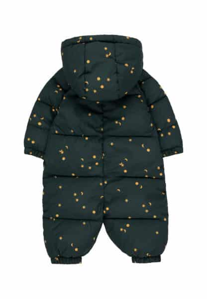 TINYCOTTONS - SKY PADDED OVERALL BABY