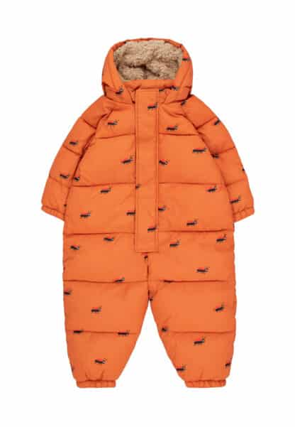 TINYCOTTONS - ANTS PADDED OVERALL KID