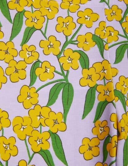 MINI RODINI - ALPINE FLOWERS LEGGINGS