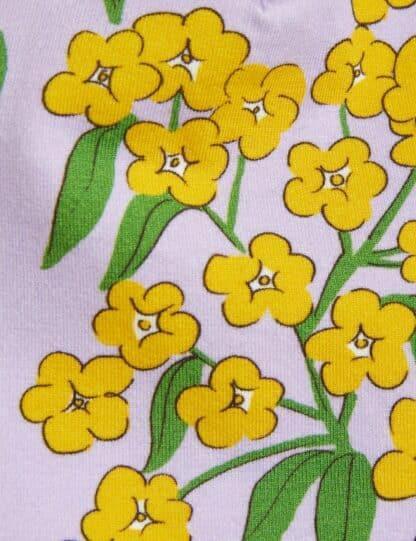 MINI RODINI - ALPINE FLOWERS BEANIE