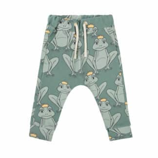 DEAR SOPHIE - FROG GREEN PANTS