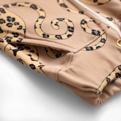 DEAR SOPHIE - GEPARD BROWN PANTS